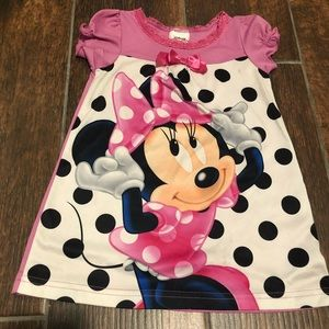 Minnie Mouse pajama